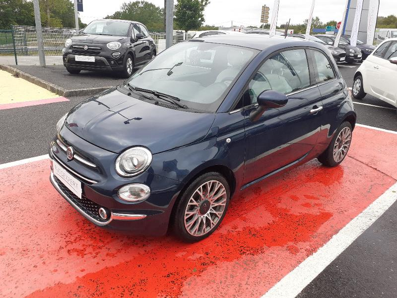 Visuel véhicule occasion FIAT 500 1.2 8v 69ch Eco Pack Star 109g