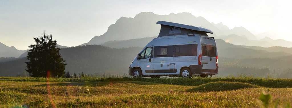 Hymer Pacific Auto Fourgon Camping Car