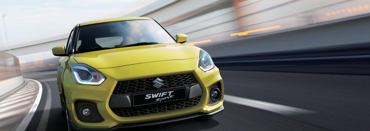 Nouvelle Swift Sport Pacific Auto Morlaix