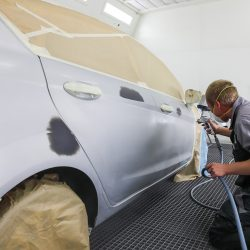 Pacificauto Atelier Carrosserie Peinture Debossellage Tolerie
