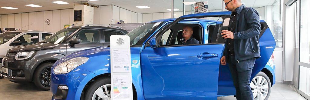 Votre concession Pacific Auto propose des véhicules neufs et d'occasions