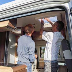 L'équipe Pacific Auto apporte de nombreux services pour vos camping-cars à Morlaix