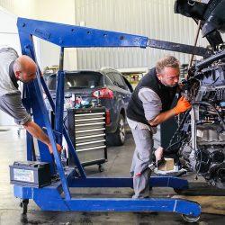 L'équipe de Pacific Auto réalise l'entretien et le dépannage de votre véhicule au sein de son atelier