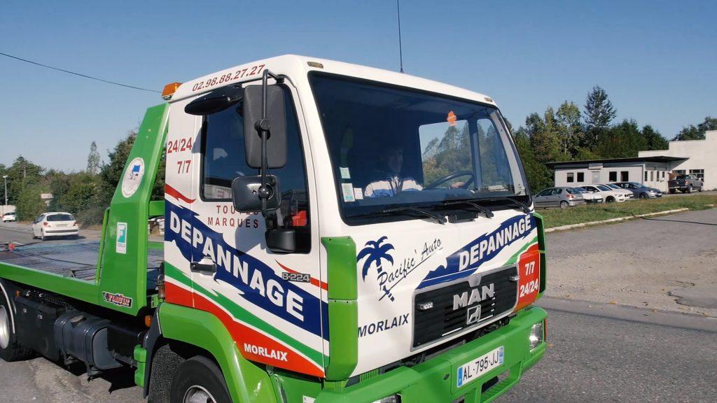 Pacific Auto Depannage Remorquage 24 24 7jours7
