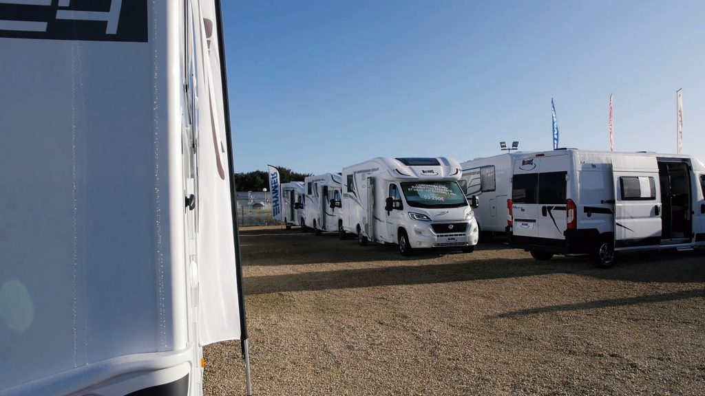 Pacific Loisirs Vue Parc Camping Cars