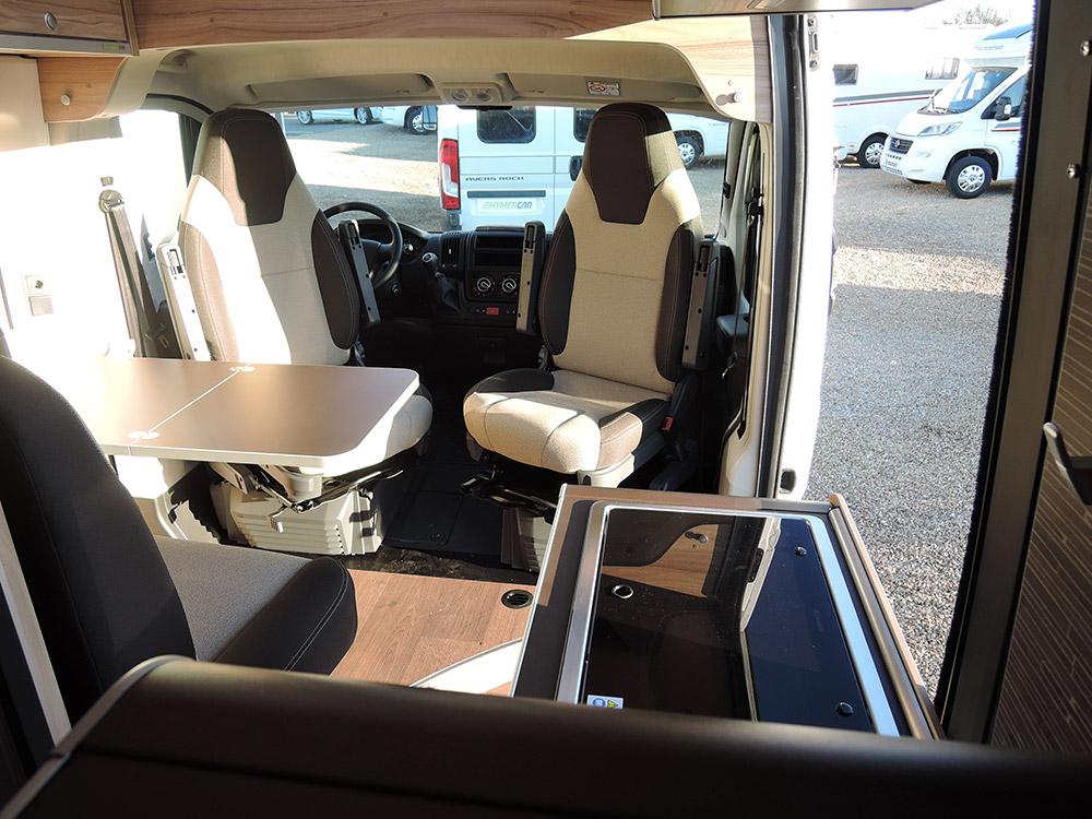 Location Camping Car Morlaix Grand Canyon Salon
