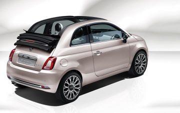 Fiat 500 Hybride Pacific Auto Morlaix
